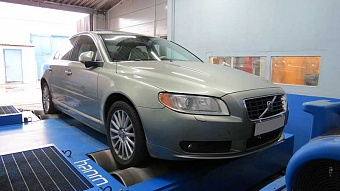 Volvo S80 2.5T 200 л.с. 2008 г.