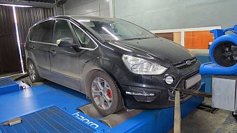 Ford S-Max2.0TDCI(DW10C Euro5 150/163)